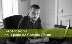 Fr�d�ric Rocci fondateur de Compta Online
