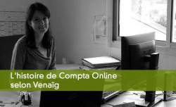 L'histoire de Compta Online selon Vena�g