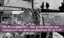 Des propositions qui concernent les deux professions : EC et CAC