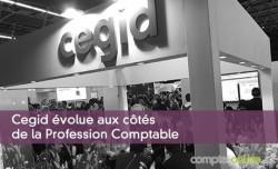 Cegid évolue aux côtés de la Profession Comptable