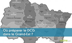 Où préparer le DCG dans le Grand-Est ?