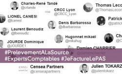 #PrelevementALaSource #ExpertsComptables #JeFactureLePAS