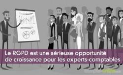 Le RGPD est une sérieuse opportunité de croissance pour les experts-comptables