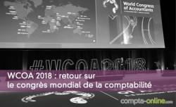 WCOA 2018 : retour sur le congrès mondial de la comptabilité
