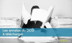 Les annales du DCG de 2014 à 2016 à télécharger