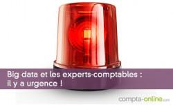 Big data et les experts-comptables : il y a urgence !