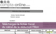 Calcul de la réduction Fillon