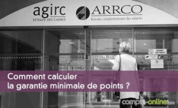 Comment calculer la garantie minimale de points ?