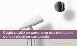 Cegid publie un panorama des évolutions de la profession comptable