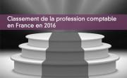 Classement de la profession comptable en France en 2016