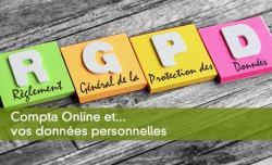 Compta Online et... vos données personnelles
