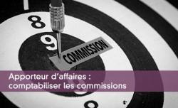 Apporteur d'affaires : comptabiliser les commissions