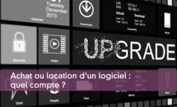 Achat ou location d'un logiciel : quel compte ?