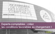 Experts-comptables : créez les conditions favorables au changement !