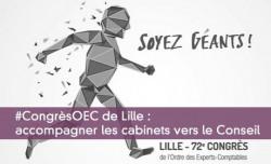 Congrès de Lille : accompagner les cabinets vers le Conseil
