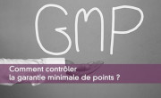 Garantie minimale de points