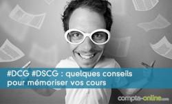 #DCG #DSCG : quelques conseils  pour mémoriser vos cours