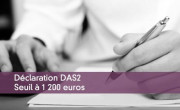 Déclaration DAS2