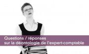 Déontologie de l'expert-comptable