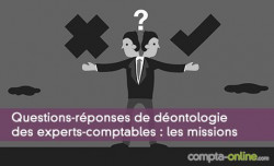 Questions-réponses de déontologie : les missions