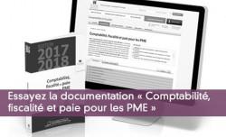 Essayez la documentation « Comptabilité,  fiscalité et paie pour les PME »