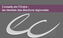 Conseils de l'Ordre : les résultats des élections régionales