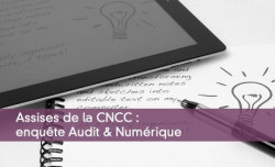 Assises de la CNCC : enquête Audit & Numérique