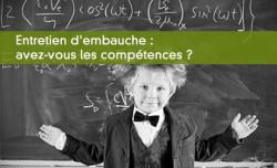 Entretien d'embauche : avez-vous les compétences ?