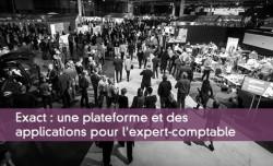 Exact : une plateforme et des applications pour l'expert-comptable