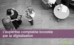 L'expertise comptable boostée par la digitalisation