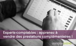 Experts-comptables : apprenez à vendre des prestations complémentaires !