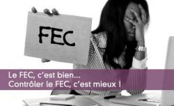 FEC - fichier des écritures comptables