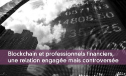 La blockchain et la finance