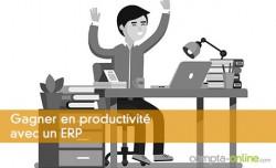 Gagner en productivité avec un ERP