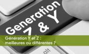 Génération Y et Z