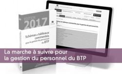 La marche à suivre pour la gestion du personnel du BTP