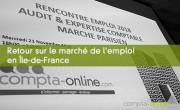 Retour sur le marché de l'emploi en Île-de-France