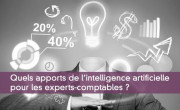 Quels apports de l'intelligence artificielle pour les experts-comptables ?