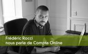 Frédéric Rocci fondateur de Compta Online
