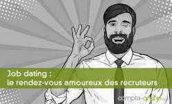Job dating : le rendez-vous amoureux des recruteurs