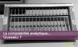 La comptabilité analytique