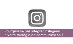 La stratégie sur Instagram