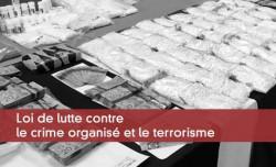 Loi de lutte contre le crime organisé et le terrorisme