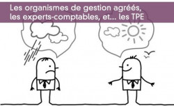 Les organismes de gestion agréés, les experts-comptables, et... les TPE