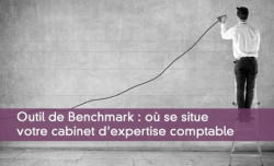 Outil de Benchmark : où se situe votre cabinet d'expertise comptable