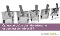 Qu'est-ce qu'un plan de trésorerie et quel est son objectif ?