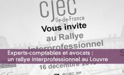 Experts-comptables et avcoats : un rallye interprofessionnel au Louvre