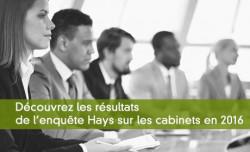 Enquête recrutement et rémunérations Hays