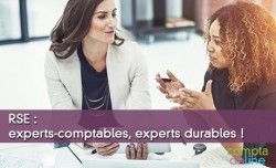 RSE : experts-comptables, experts durables !