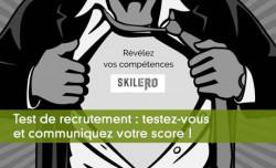 Test de recrutement : testez-vous et communiquez votre score !